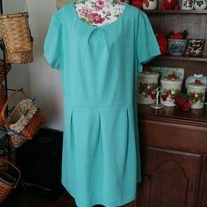 Merona plus size 4 dress